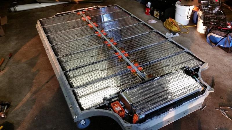 батарея для Tesla Model S (11)