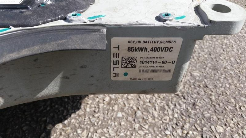 батарея для Tesla Model S (3)