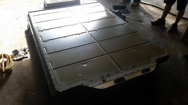 батарея для Tesla Model S (5)