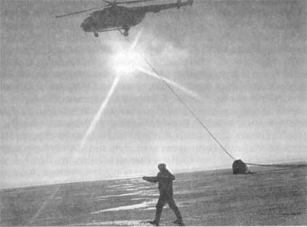 Спасение экипажа «Союз-23»