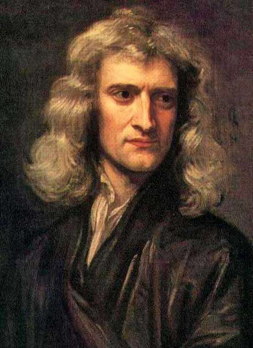 Малоизвестные факты о Ньютоне